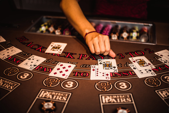 Just How To Make It Through Within The Casino Globe